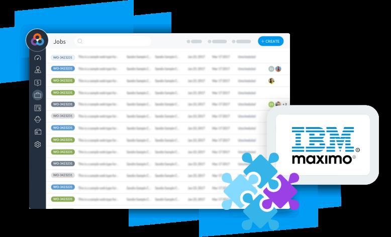 IBM Maxiimo Integration with Loc8