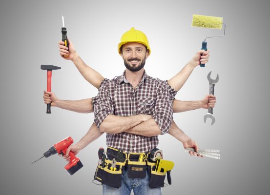 Can handymen really handle everything?