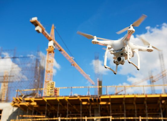 How drones are redefining on-site safety
