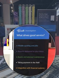 Loc8 Insights What drives good service - overview