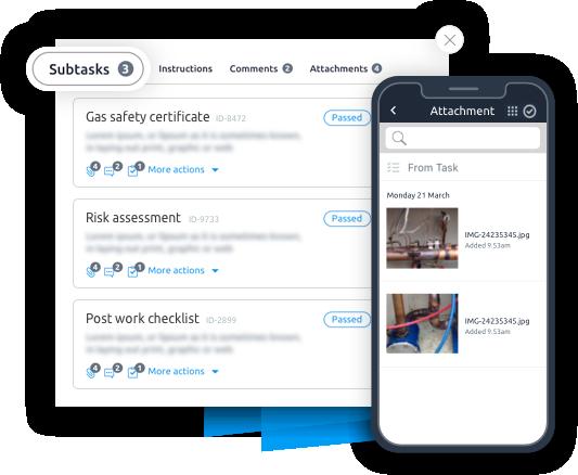 Loc8 Mobile App Tasks&Forms