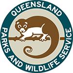 Queensland parks & wildlife service logo