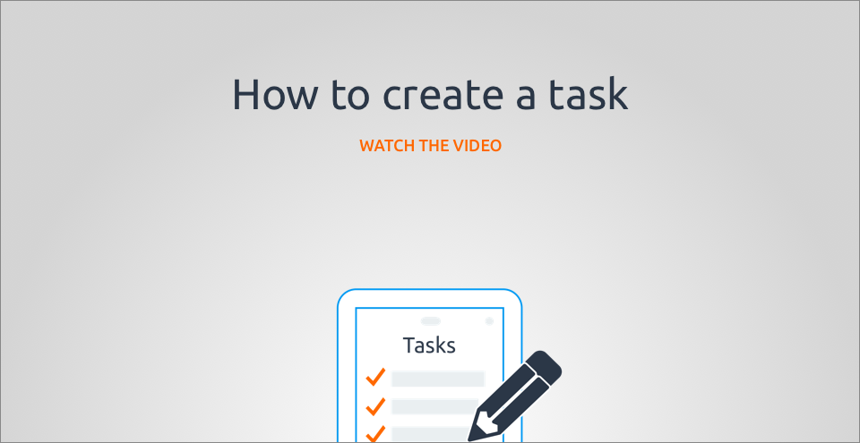 How to create a task