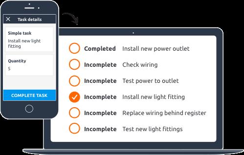 Task Managment App Instant Updates