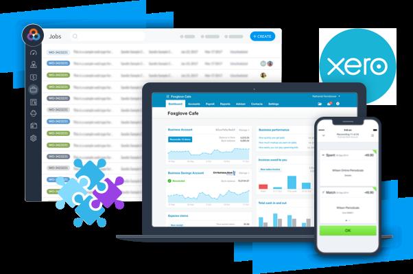 Invoicing software - Xero integration